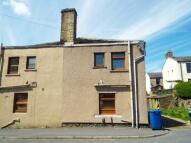 Terraced house in Back Hill Street...