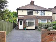 2 bedroom semi detached property for sale in Wellfield Road North...