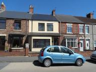 Terraced property in North Road East, Wingate...