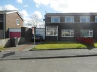 Rowan Drive semi detached house for sale