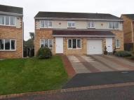 3 bedroom semi detached property in Percy Lonnen, Prudhoe...