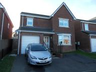 4 bed Detached house in Dobson Close, High Spen...