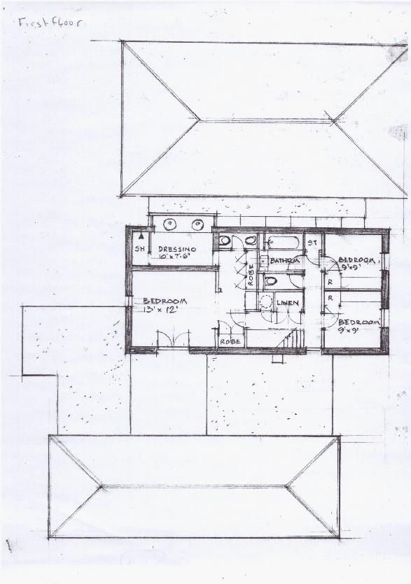 Floor Plan for Stockswood