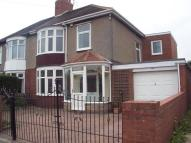 4 bed semi detached property for sale in Sunderland Road, Harton...