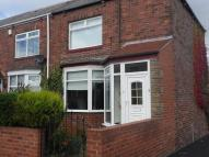 Terraced home in Coleridge Avenue...