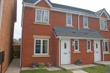 semi detached house in Harris Court, Thornaby...