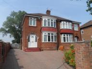 semi detached house in Green Lane, Thornaby...