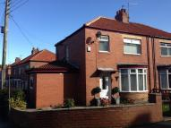 3 bedroom semi detached home in Marina Terrace, Ryhope...