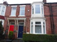Terraced home in Otto Terrace, Sunderland...