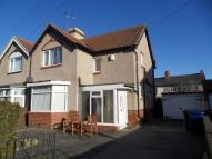 3 bed semi detached property in Rosewood Crescent...
