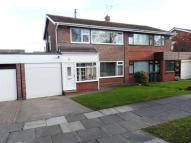 semi detached property for sale in John F Kennedy Estate...