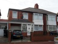 Gowland Avenue semi detached house for sale