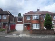 5 bedroom semi detached house in Powburn Gardens, Fenham...