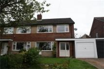 Alicia Drive semi detached house to rent