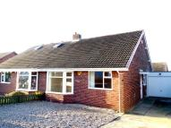 Rosewood Crescent Bungalow to rent
