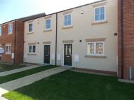 Terraced house in Orchard Close...