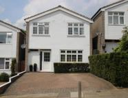Detached property to rent in Albert Road, Chelsfield...