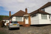 Detached house in Warren Road, Chelsfield...
