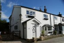 Bunker Street semi detached house for sale