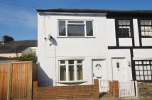2 bed End of Terrace house to rent in Tudor Road, Hampton, TW12