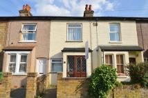Terraced home to rent in St. Georges Road...