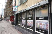 Commercial Property in Bethnal Green Road...