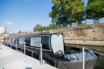 House Boat in Three Mills Moorings for sale