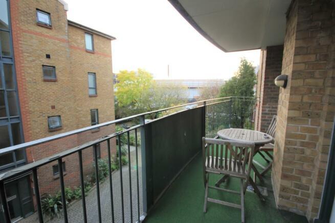 Balcony From Rece...