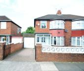 semi detached house in Thornley Road...