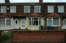 Terraced property in Northfield Avenue...