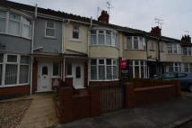 3 bedroom Terraced home in Lake View, East Hull