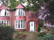 semi detached house to rent in Cliff Gardens...