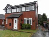 semi detached property to rent in Belgrave Close, Redlam...