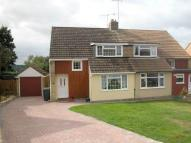 semi detached home to rent in Sutton Crescent...