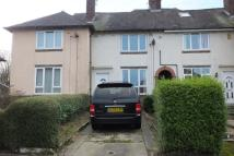 Terraced home in Mauncer Crescent...