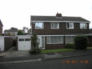 3 bedroom semi detached home in Cherrytree Road...