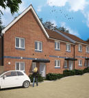 4 bedroom new home in Sherborne Fields...