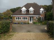 Detached home in Sylvan Close, Hordle...