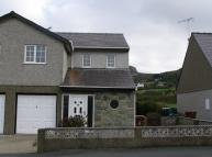 4 bed semi detached house for sale in Bro Gwylwyr, Nefyn, LL53