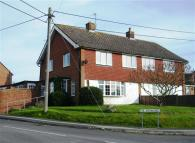 3 bed semi detached property in Micheldever Road...