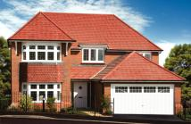 4 bed new property for sale in Castle View, Doxey...