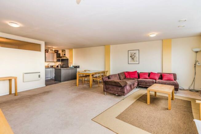 Lounge/kitchen/diner