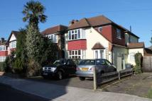 semi detached house in Landseer Road, New Malden