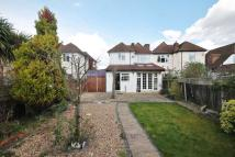 semi detached property in Lawrence Avenue...