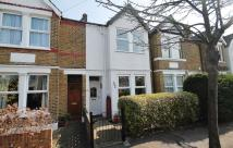 Terraced property to rent in George Road, New Malden