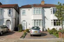 4 bed semi detached home in Egmont Road, New Malden