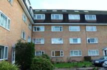 Flat to rent in Charter Court, New Malden