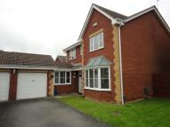 Detached home for sale in Merioneth Close...