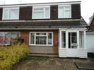 3 bed semi detached property in Silverton Road...