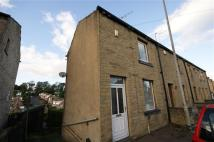 Terraced house in Thornhill Road, Rastrick